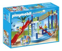 Playmobil Summer Fun 6670 Aire de jeux aquatique