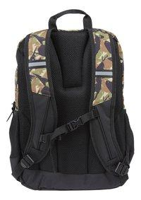 Kangourou sac à dos Stripes Camo-Arrière