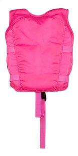 Zwemvest voor kind Flamingo roze-Achteraanzicht