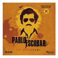 Pablo Escobar-Vooraanzicht