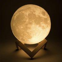 Lamp Maanlamp 3D-Afbeelding 2