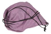 Kangourou sac de gymnastique rose-Arrière
