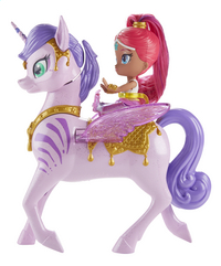 Fisher-Price Shimmer & Shine Magical Flying Zahracorn + Shimmer-commercieel beeld