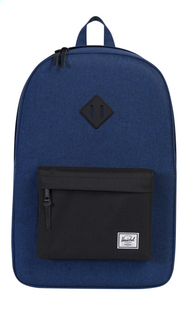 Herschel rugzak Heritage Eclipse Crosshatch/Black