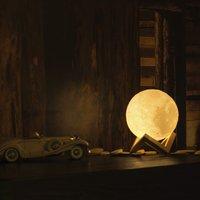 Lamp Maanlamp 3D-Afbeelding 4