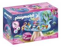 PLAYMOBIL Magic 70096 Salon de beauté et sirène-Côté gauche