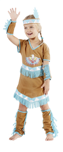 DreamLand déguisement d'indienne taille 128