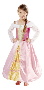 DreamLand verkleedpak prinses roze/geel maat 110