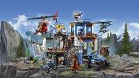LEGO City 60174 Politiekantoor op de berg-Afbeelding 2