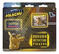 Pokémon JCC Dossier Détective Pikachu - 3 Booster-Avant