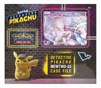 Pokémon Trading Cards Detective Pikachu GX Box Mewtwo ANG-Avant