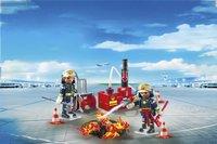 Playmobil City Action 5397 Pompiers avec matériel d'incendie-Image 1