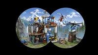 LEGO City 60174 Politiekantoor op de berg-Afbeelding 4