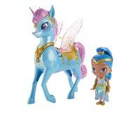 Fisher-Price Shimmer & Shine Magical Flying Zahracorn + Shine-Côté droit
