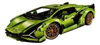 LEGO Technic 42115 Lamborghini Sián FKP 37-Rechterzijde