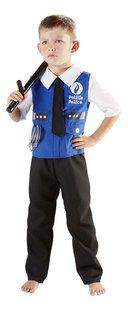 DreamLand déguisement de policier taille 128-Image 1