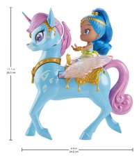 Fisher-Price Shimmer & Shine Magical Flying Zahracorn + Shine-Détail de l'article