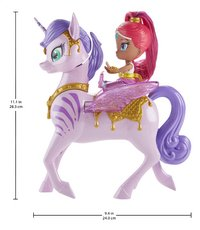 Fisher-Price Shimmer & Shine Magical Flying Zahracorn + Shimmer-Détail de l'article