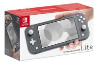Nintendo Switch Console Lite grijs-Linkerzijde