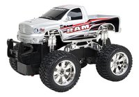 New Bright auto RC Jeep RAM grijs