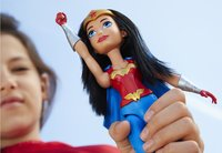 DC Super Hero Girls poupée mannequin  Training Wonder Woman-Image 1
