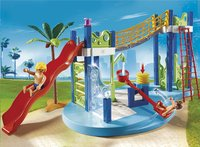 Playmobil Summer Fun 6670 Aire de jeux aquatique-Image 1