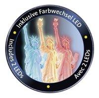 Ravensburger 3D-puzzel Statue of Liberty-Night Edition-Artikeldetail