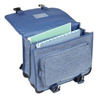 Kangourou boekentas blauw 39 cm-Artikeldetail