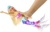 Barbie poupée mannequin  Dreamtopia Sirène nageant-Image 2