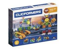 Clicformers Basic Set 150 stukjes-Vooraanzicht