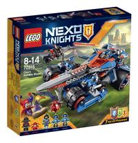 LEGO Nexo Knights 70315 L'épée rugissante de Clay