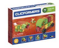 Clicformers Basic Set 70 stukjes-Vooraanzicht