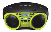 Lenco radio/lecteur CD SCD-200 lime-Avant