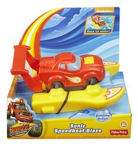 Fisher-Price Blaze et les Monster Machines Sonic Speedboat Blaze