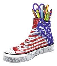 Ravensburger 3D-puzzel Sneaker American Style-Vooraanzicht