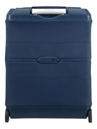 Samsonite valise souple Flux Soft Upright Navy Blue 55 cm-Arrière