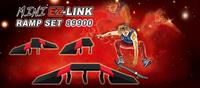 Skateramp set Mini EZ-Link Ramp set 89900-Afbeelding 1
