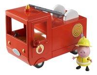 Speelset Peppa Pig brandweerwagen met figuur