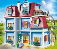 PLAYMOBIL Dollhouse 70205 Grande maison traditionnelle-Image 1