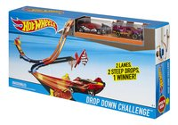 Hot Wheels circuit Drop Down Challenge
