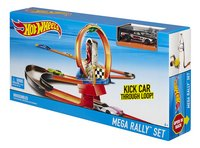 Hot Wheels autobaan Mega Rally Set