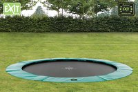 EXIT trampoline enterré Supreme Ground diamètre 427 cm-Image 1