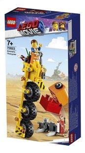 LEGO The LEGO Movie 2 70823 Emmets driewieler!-Rechterzijde