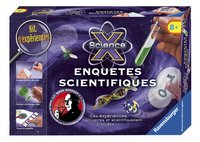 Ravensburger Science X : Enquêtes scientifiques