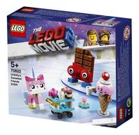 LEGO The LEGO Movie 2 70822 De ALLERLIEFSTE vrienden van Unikitty!-Rechterzijde