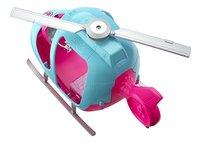 Barbie Helikopter-Bovenaanzicht