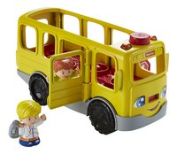 Fisher-Price Little People Sit with me School Bus-commercieel beeld