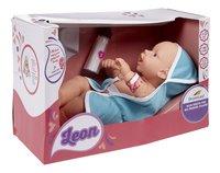 DreamLand pop Pasgeboren baby Leon-Linkerzijde