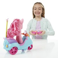 My Little Pony Cutie mark magic speelset Pinkie Pie's Scooter-Afbeelding 2