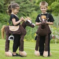 Verkleedpak Travis designs Ride on Pony één maat-Afbeelding 1